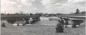 Twin Span Bridge C 1975