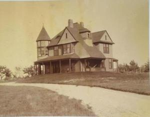 Hills House Derry Road 1890