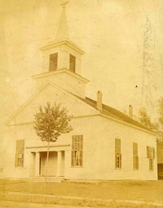 Congregational Church Proir to 1909