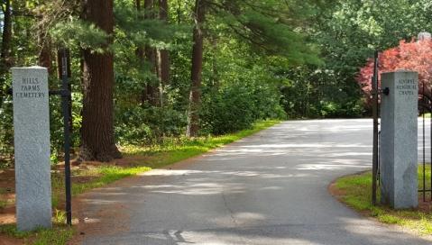 Cemetery Roadway S