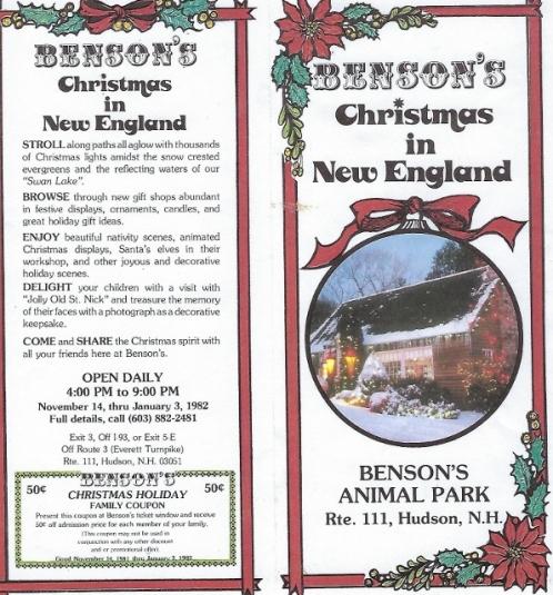 New England Christmas S