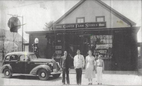Clover Farm Store C1935 S